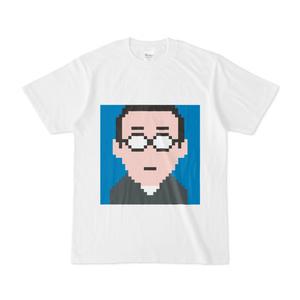 イベントで自分が誰かわからずに相手に気まずい思いをさせない用のTシャツ