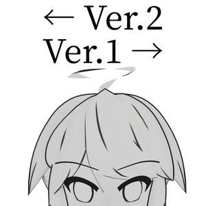 亜久涼子(アクリョーコ) / Ryoko Aku【3Dモデル】