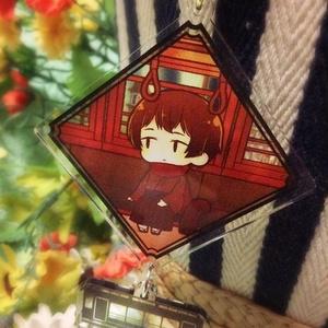 【APH】アクキーセット