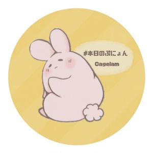 #本日のぷにょん