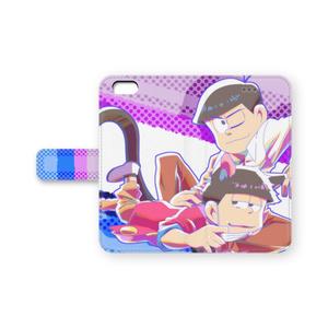 おそ松さん 色松iPhone6/6sカバー