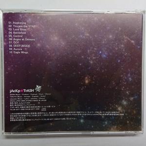 サイン入り★jAcKp☆TrASH 4thアルバム『Aurora』