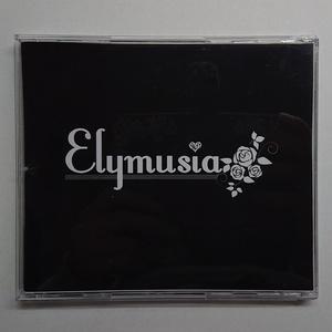 サイン入り★Elymusia 5thアルバム『Crimson of the Sleeping Princess』