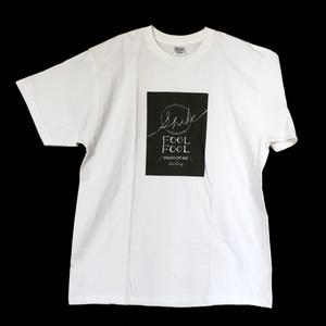 黒スクエア(Darling)-Tシャツ 半袖【名入れ可】