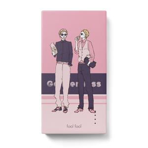 """""""ジェンダーレス男女""""モバイルバッテリー"""