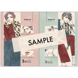 【DL版】『000(ゼロ)』ファッションイラスト集