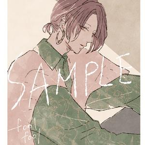 ロンT【ASAYAKE】