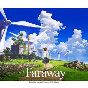 【C95新刊】風景イラスト集『Faraway』