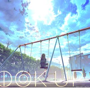 空がテーマのイラスト集『LOOK UP』