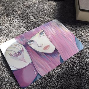pinkポストカード