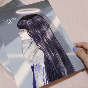 TIYOKI 01  イラスト集