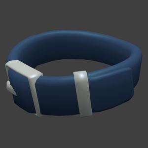 3D首輪素材モデル