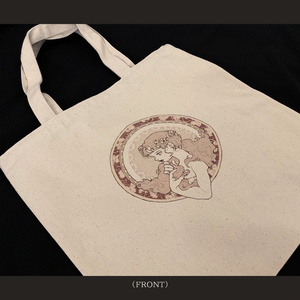 NATURE CANVAS TOTE