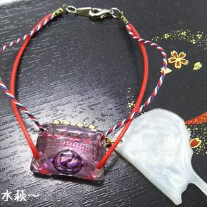 刀剣乱舞_肩鎧ブレスレット(クリアver.)