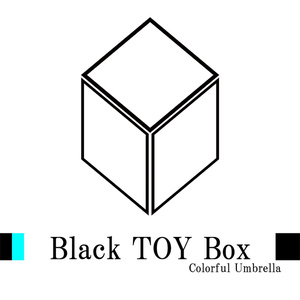 BLACK TOY BOX 01