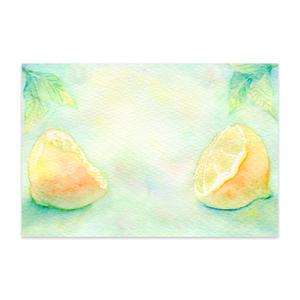 Lemonポストカード