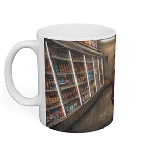 店内マグカップ