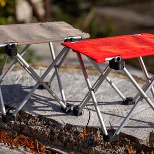 折りたたみアウトドアテーブル(グレー)