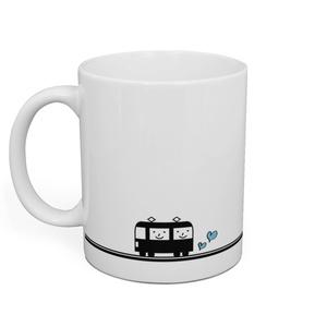 【電車の男】マグカップ