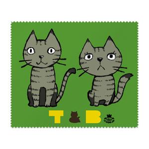 T&B マイクロファイバークロス(グリーン)