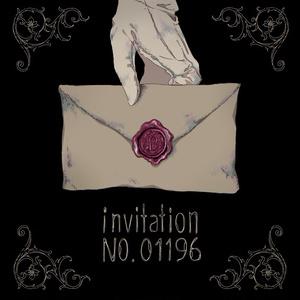 invitation NO.01196