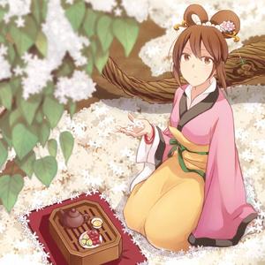 【ポストカード】五月雪(何仙姑誕2015)