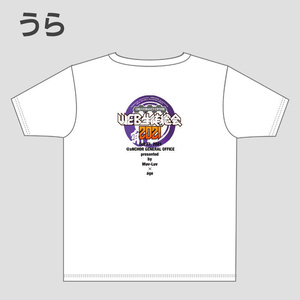 WEB生徒総会2021 公式イベントTシャツ