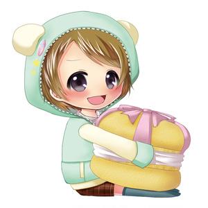 【ラブライブ!】アクリルキーホルダー 小泉花陽