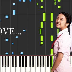 i love... 【ピアノソロ中上級】