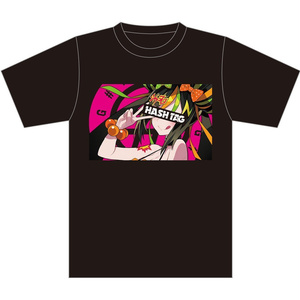 #HASHTAG限定コラボTシャツ【メンズ -S- サイズ】