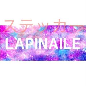 LAPINAILE ステッカー②