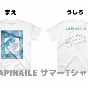 LAPINAILEサマーTシャツ