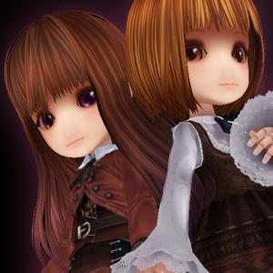 オリジナル3Dモデル『小鈴-Syaorin-』