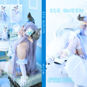 コスプレデジタル写真集「IceQueen」