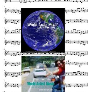 楽譜 嗚呼玉杯に花うけて トランペット 著作権フリー  楽譜+音源 旧制第一高等学校の寮歌