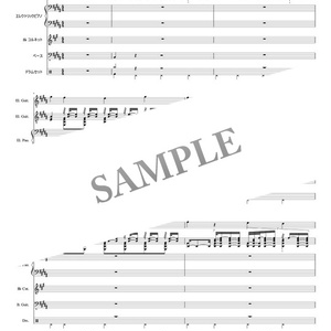 【楽譜】モンゴル800「小さな恋のうた」フルスコア