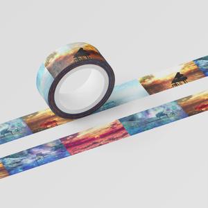 幻想風景マスキングテープ