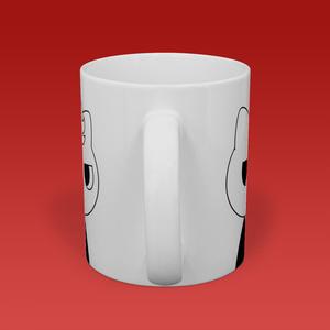 ジョニー・ジェームズのマグカップ