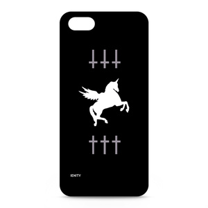 ✝UNICORN✝ #Black - iphone5ケース
