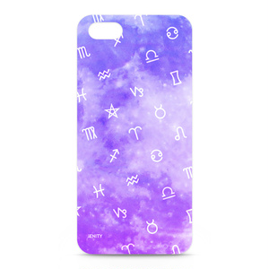 Astrological symbol #Purple - iphone5ケース