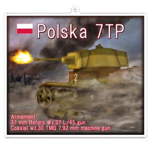 ポーランド軍 軽戦車 7TP