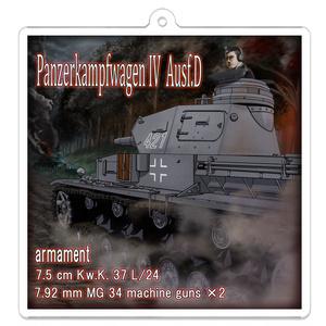 ドイツ陸軍 Ⅳ号戦車D型