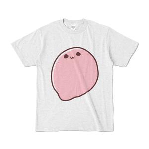 ももまる顔BIGTシャツ