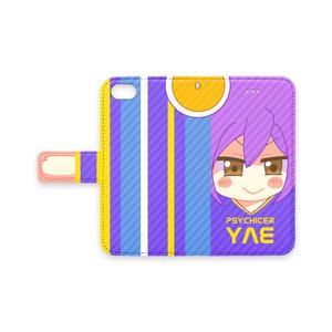 サイキッカーヤエiPhoneケース