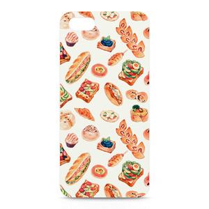 iPhoneケース「パンたっぷり」