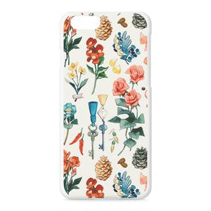 iPhoneケース「花と細々」