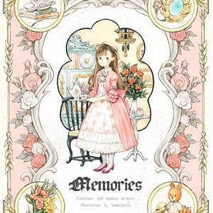 イラスト集「Memories」
