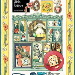 イラスト集「Girls to collect」