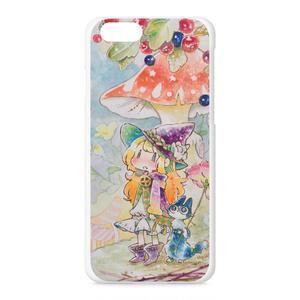 実りの魔女 iPhoneケース