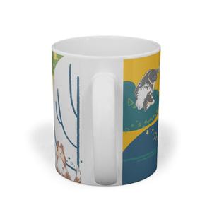 ジェイドの森 マグカップ